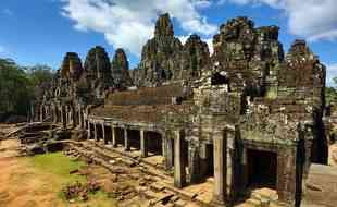 week end a angkor cambodge