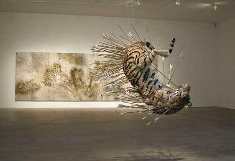 Installation Cai Guo-Qiang