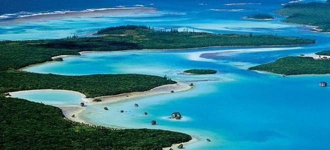 Lagon de la Nouvelle Calédonie