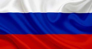 Le drapeau de la Russie