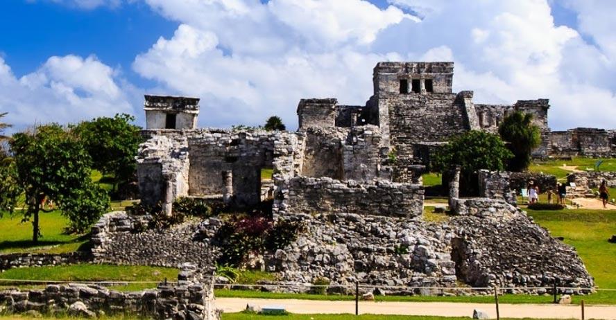 Site Archéologique des Ruines de Tulum