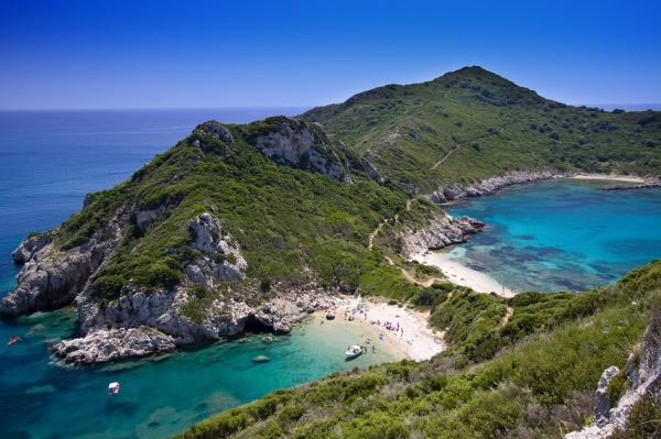 Iles grecques - Corfou