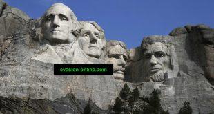 Mont Rushmore - Monument