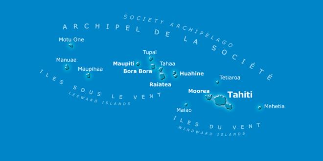 Archipel Polynésie
