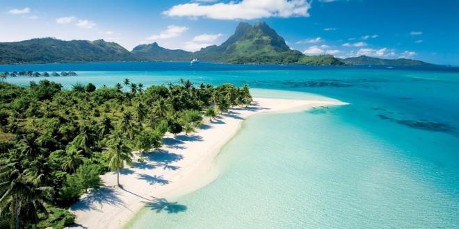 Polynésie et ses plages de rêve