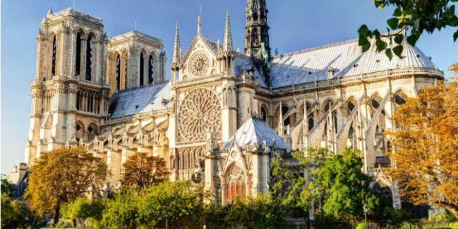 Notre Dame - Cathédrale de Paris