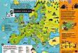 Symboles des pays d'Europe