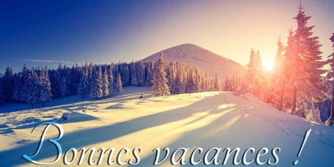Les vacances à la neige et au ski