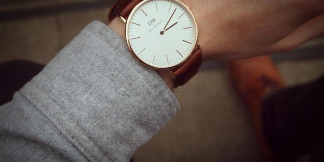 Montre Daniel Wellington Classic