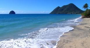 Plage de Martinique - Grande Anse du Diamant