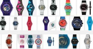 Les montres Swatch