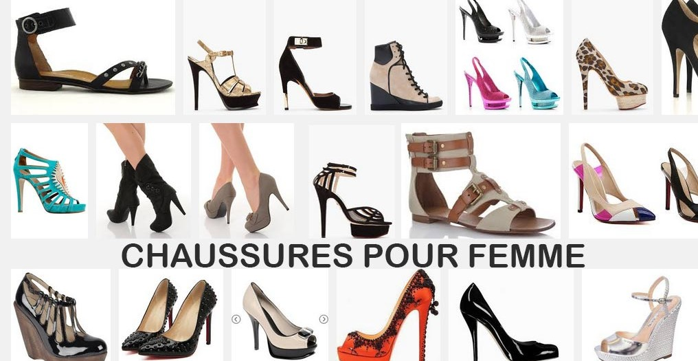 Chaussures pour femme » Vacances Guide Voyage