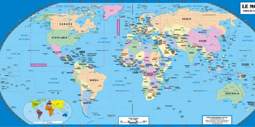 Capitales du monde