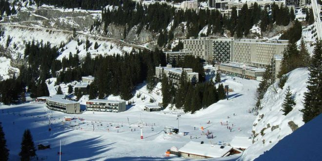 Flaine - Photo panoramique