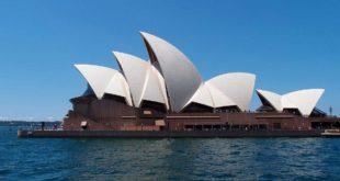Photo de l'opéra de Sydney