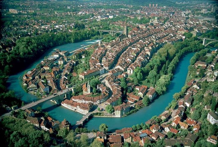 Berne - Capitale de la Suisse