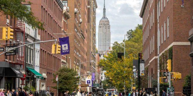 Greenwich Village Manhattan