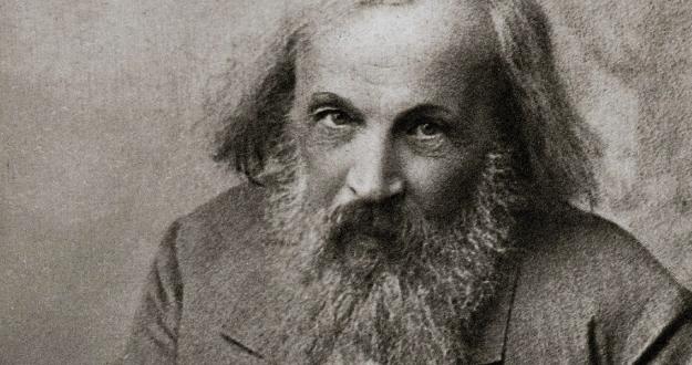 Dimitri Mendeleïev