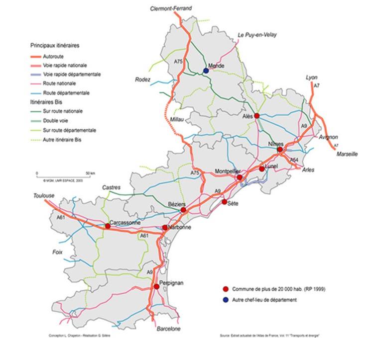 Villes Du Languedoc Roussillon Vacances Guide Voyage