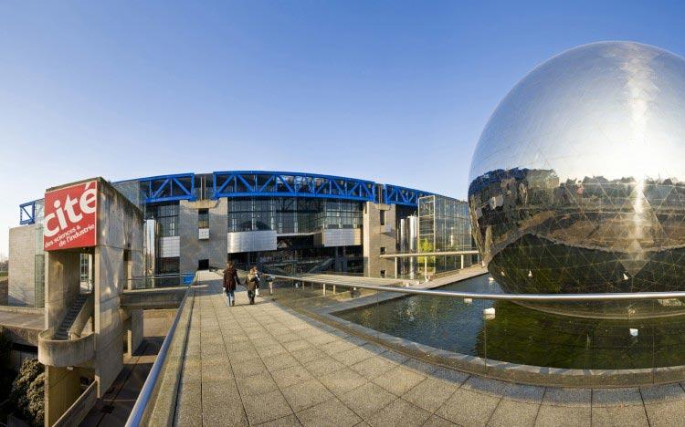 Cité des Sciences - Parc de la Villette