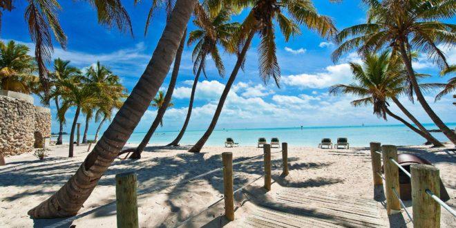 Floride - Plage de Key West