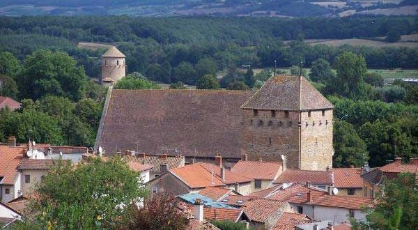 La Saône et Loire