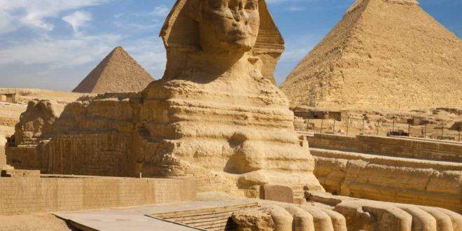 Sphinx - Egypte