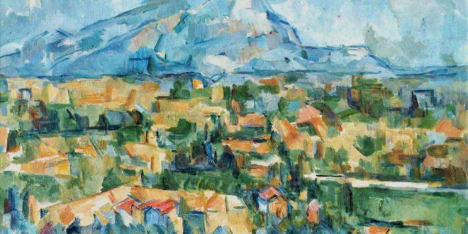 Tableau de Cézanne
