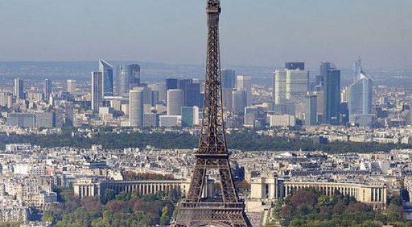 Paris - Ville touristique