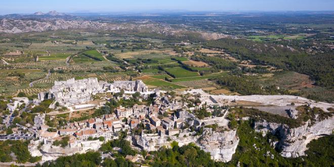 Village les-baux-de-provence