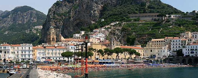 Amalfi - Photo panoramique