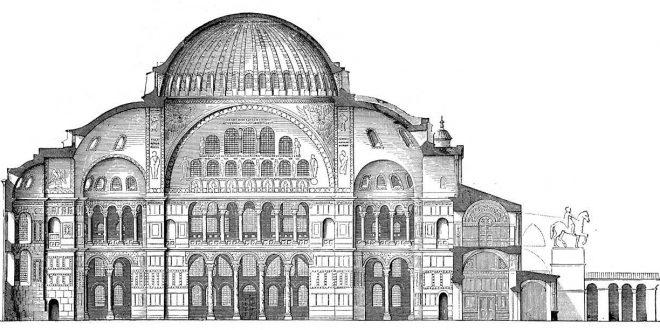 architecture-byzantine-sainte-sophie