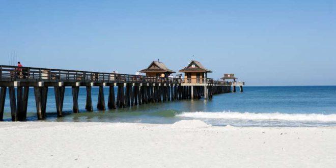 Naples en Floride