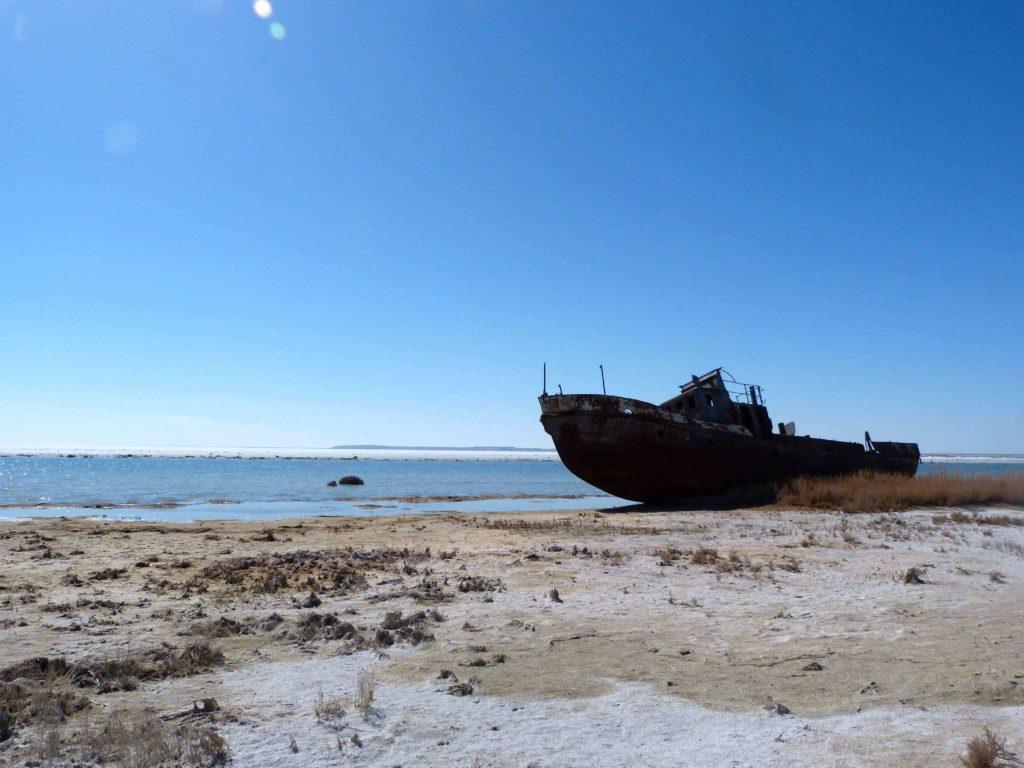 Mer d Aral