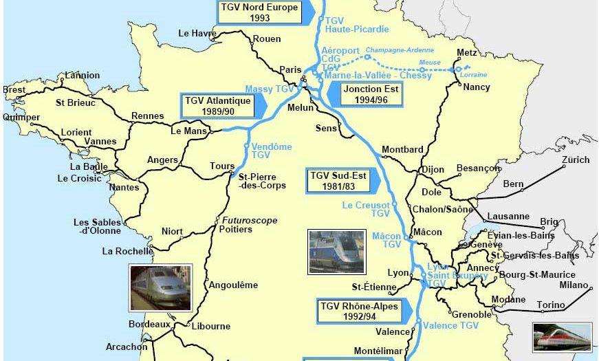 Train-SNCF en-France