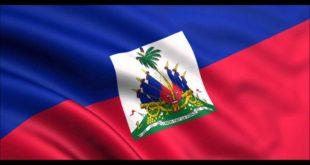 Drapeau d'haiti