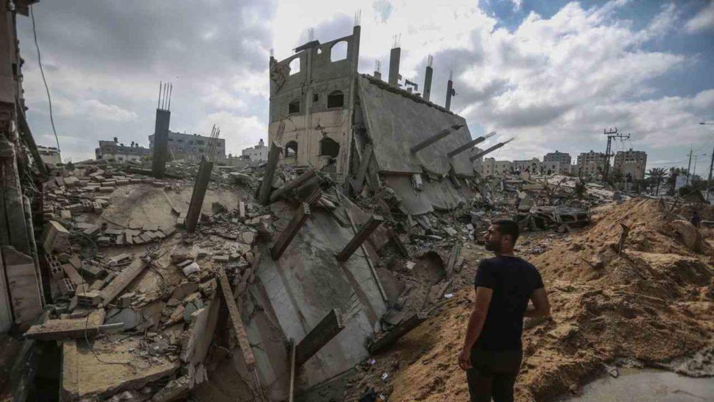 Les tirs entre Israël et Gaza s'intensifient encore