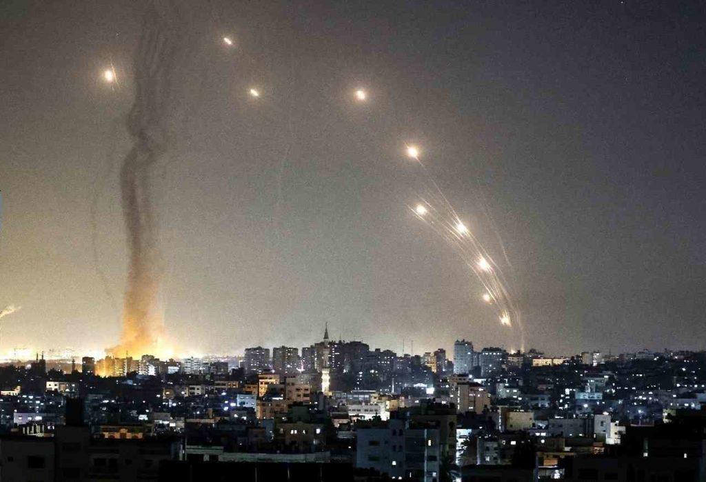 Affrontements Israël-Palestine