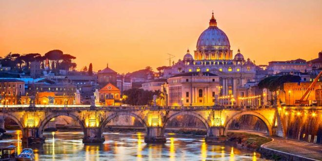 Rome -Ville Éternelle