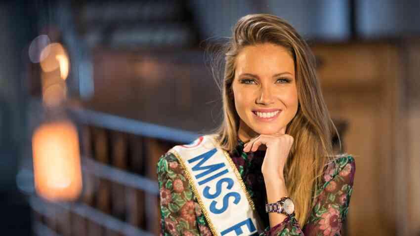 Miss univers 2021 Amandine Petit