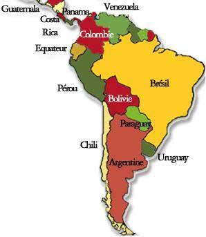 amerique latine