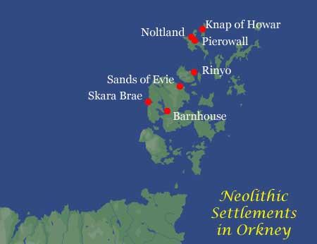 archipel des orcades