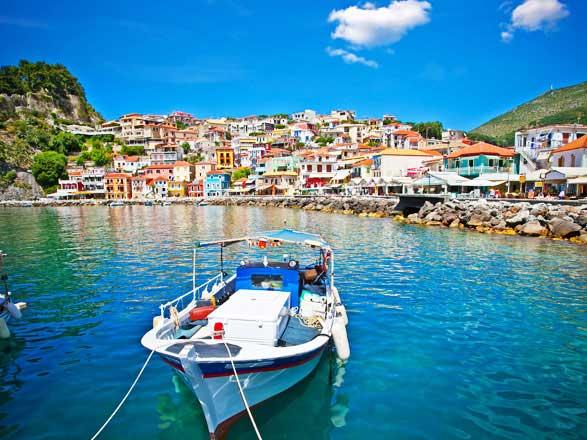 Corfou Croisi 232 Re 187 Vacances Arts Guides Voyages