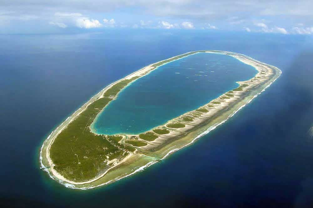 formation d un atoll