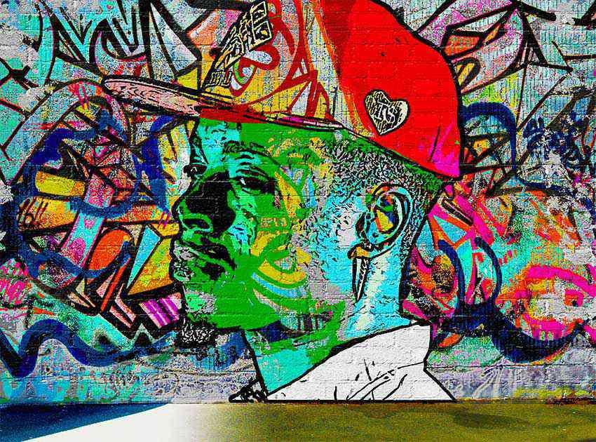 graffiti exceptionnel
