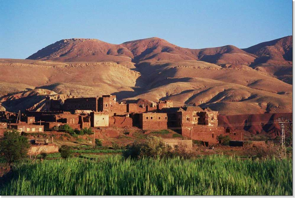 haut atlas marocain