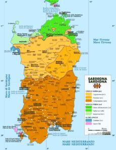 italie sardaigne