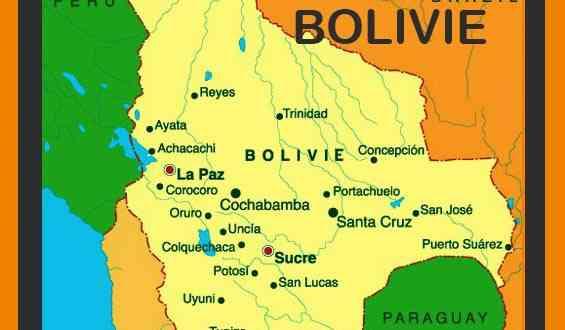 la bolivie et ses nombreuses especes animales