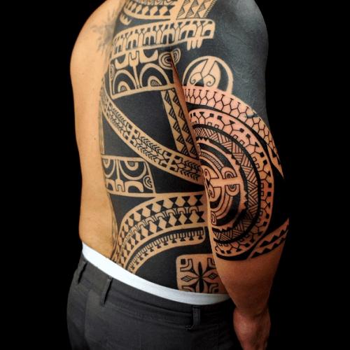 le tatouage marquisien