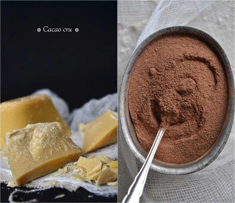 les crus de cacao